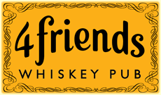«4friends Whiskey Pub»